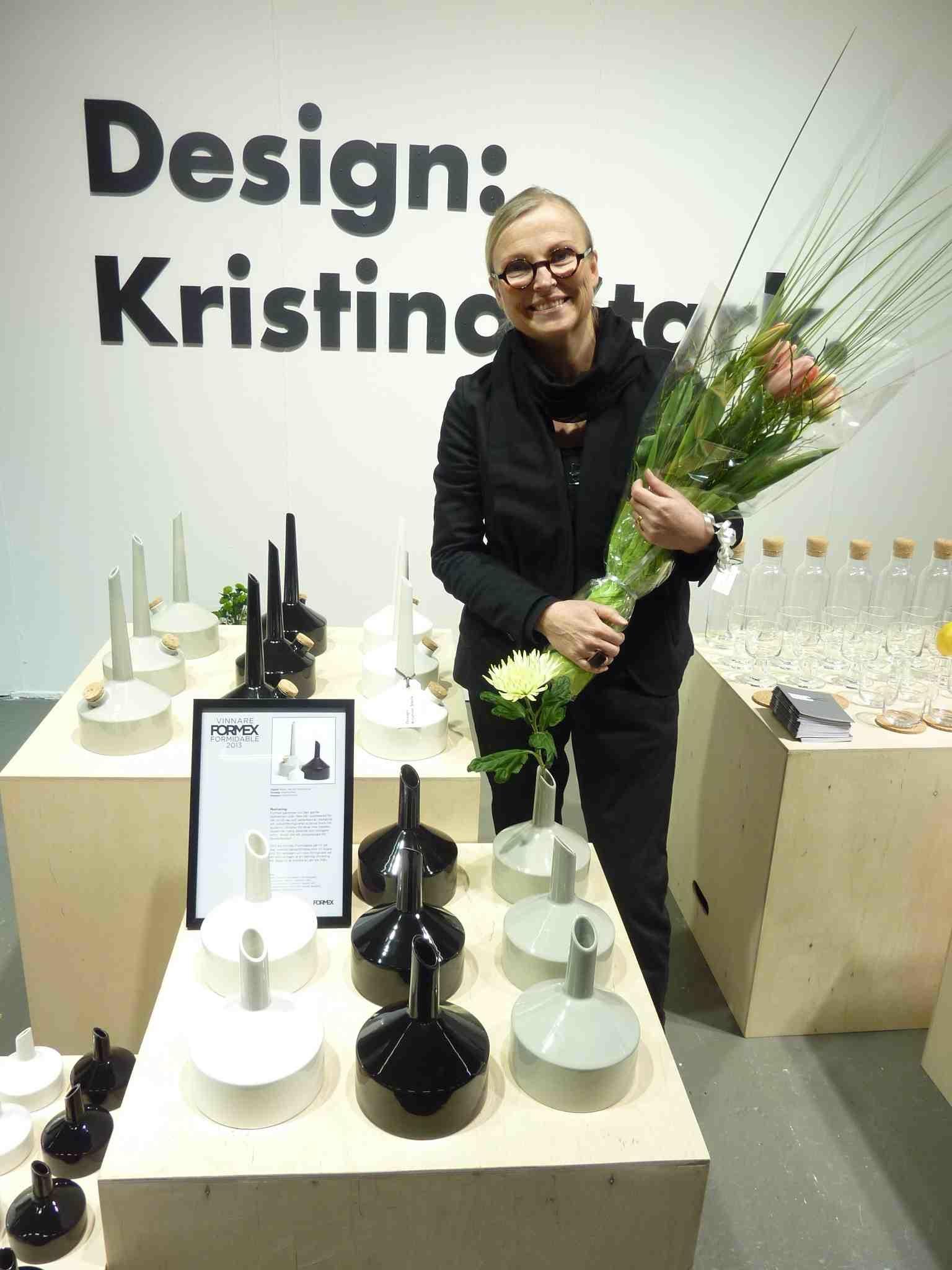 Kristina vinnare Formex Formidable